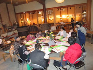 教室や体験など社会教育を推進する活動